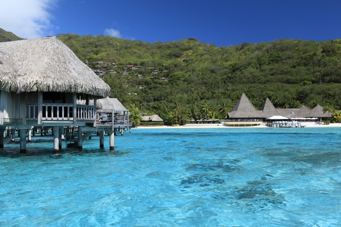 Sofitel Moorea Ia Ora Beach Resort 5 Star Hotel In Moorea