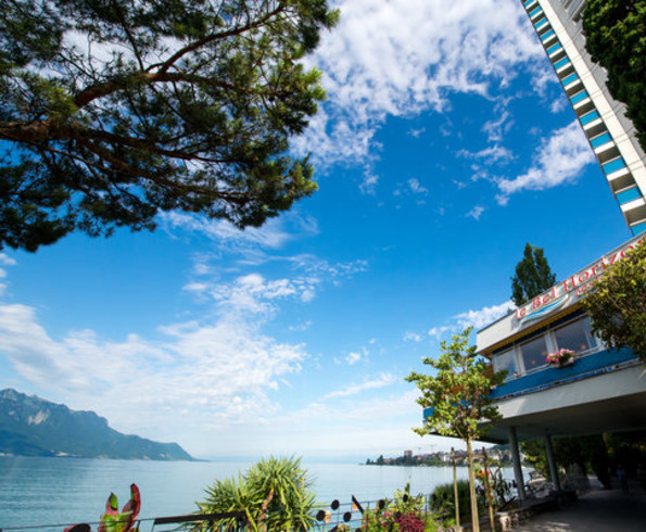 Hotel Eurotel Riviera Montreux