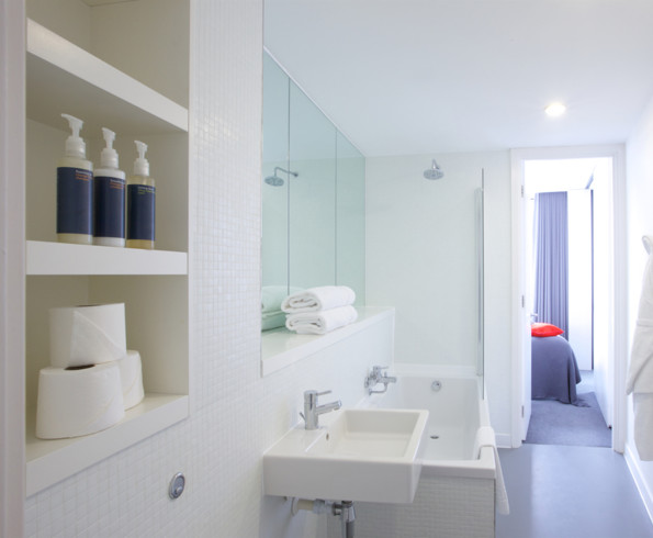 Staying cool serviced apartments