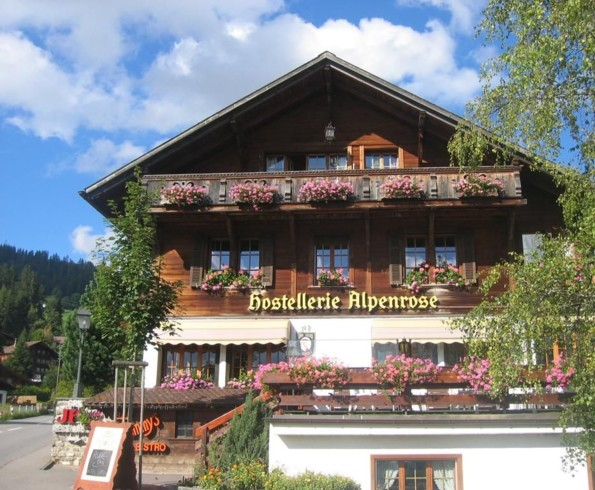 Boutique Hotel Alpenrose