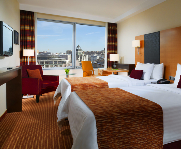 Courtyard by marriott moscow paveltskaya